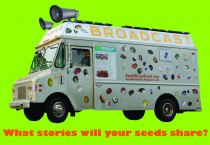 SeedBroadcast Mobile Seed Story Broadcasting Station